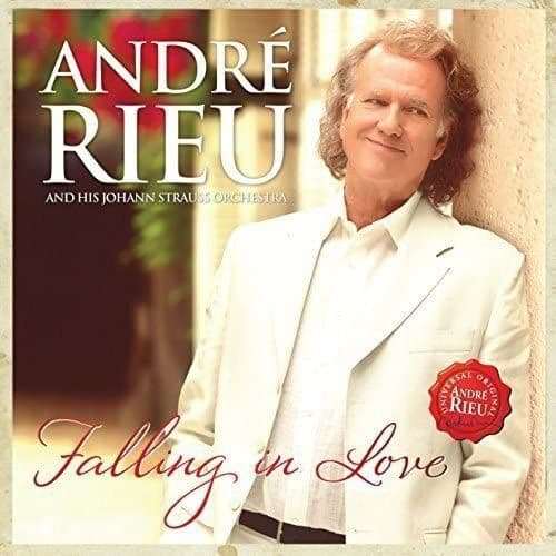 Andre Rieu And His Johann Straus Orchestra<br>Falling In Love<br>CD + DVD